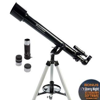 Celestron Powerseeker 60AZ Refractor Telescope Buy Online India