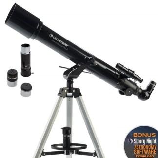 Celestron Powerseeker 70AZ 70 AZ Refractor Telescope Buy Online India