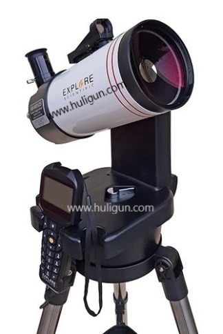 Professional Maksutov Cassegrain GoTo Computerised 90 1250 Telescope Buy Online India