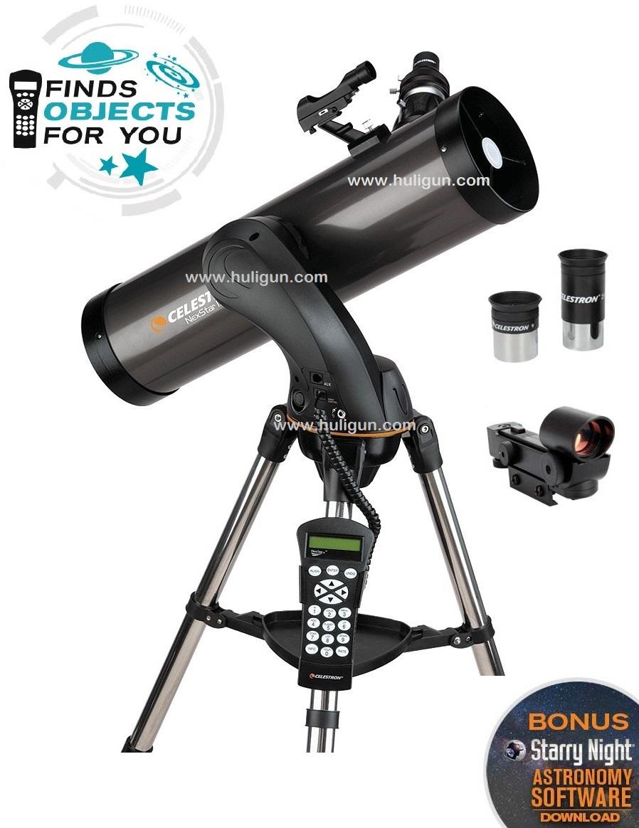 celestron nexstar 130 SLT 130SLT automatic computerised goto telescope buy online india