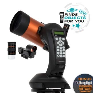 Celestron Nexstar 4SE Automatic GoTo Computerised Telescope Buy Online India