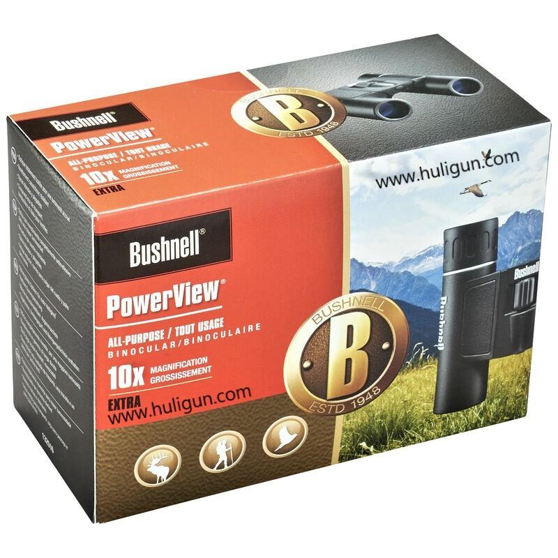Bushnell Powerview 10x25 Pocket Binoculars